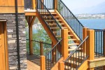 Century Picket Stair Railing