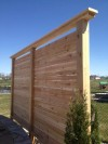 Custom Privacy Screen